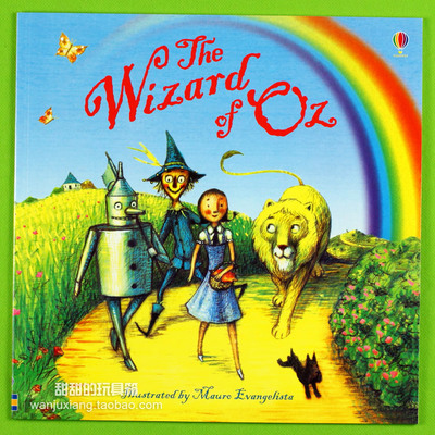 Free shipping World famous Usborne classic Fairy tales