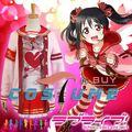 LoveLive! amor Ao Vivo Yazawa Niko Uniforme do Dia Dos Namorados Ano Novo Natal Halloween Carnaval Cosplay Para Mulheres Menina