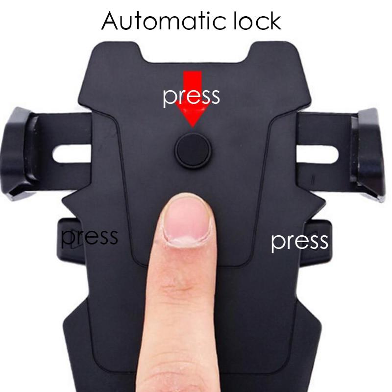 soporte para teléfono del coche marco de navegación retráctil - Accesorios y repuestos para celulares - foto 5