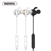 REMAX Sport Magnetic Bluetooth Headphones Running Wireless Earphone Noise Reduction Stereo Headset with Mic for cell phone