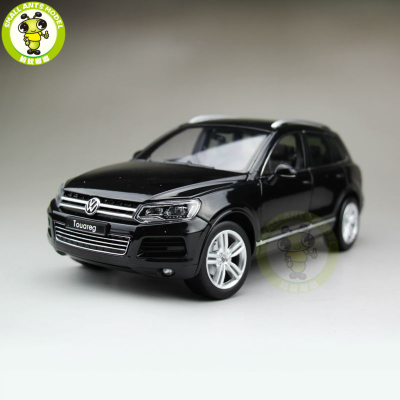 1:18 welly 11005BK VW Volkswagen Touareg Diecast Model Car Suv Black автомобиль bburago 1 18 gold volkswagen touareg 18 12002