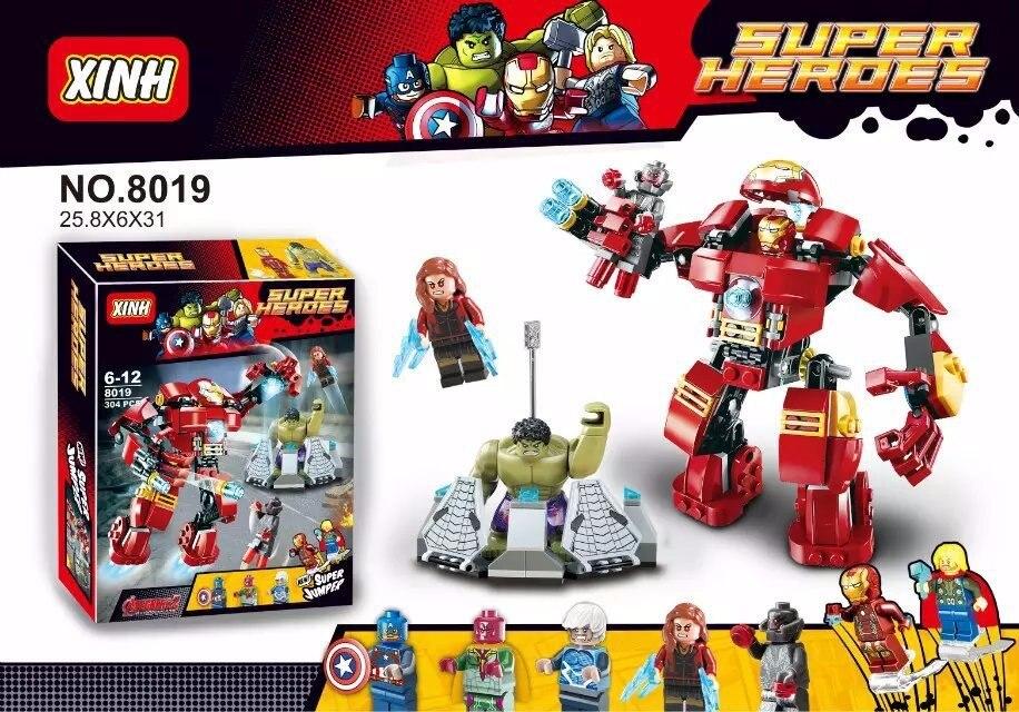 Compra lego avenger 2 online al por mayor de China