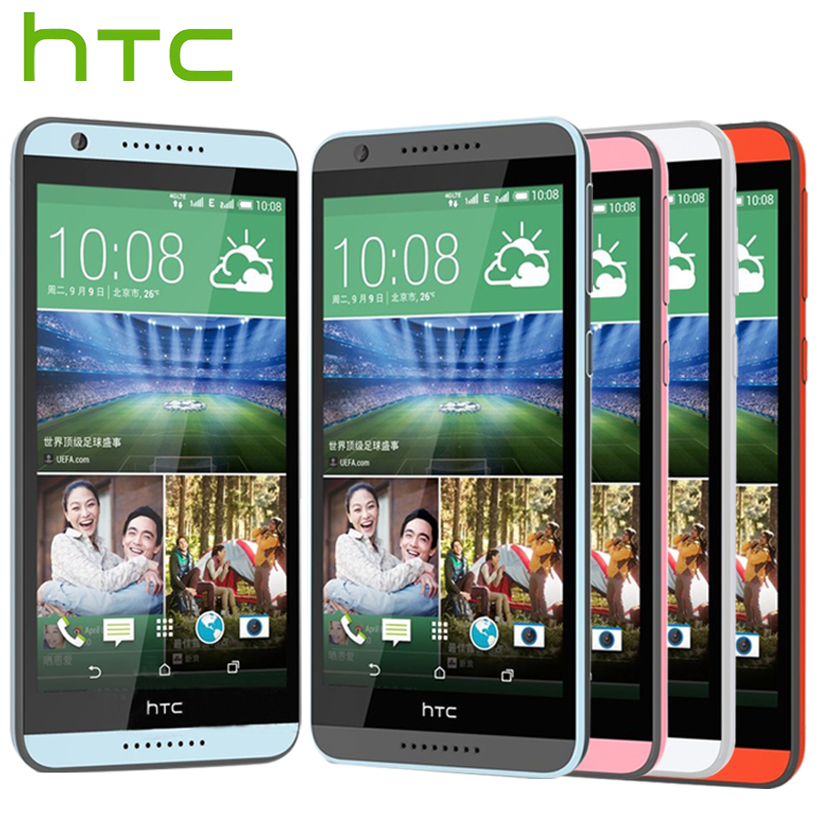 Original Brand New HTC Desire 820 D820u 4G LTE Mobile phone Otca Core 2GB RAM 16GB
