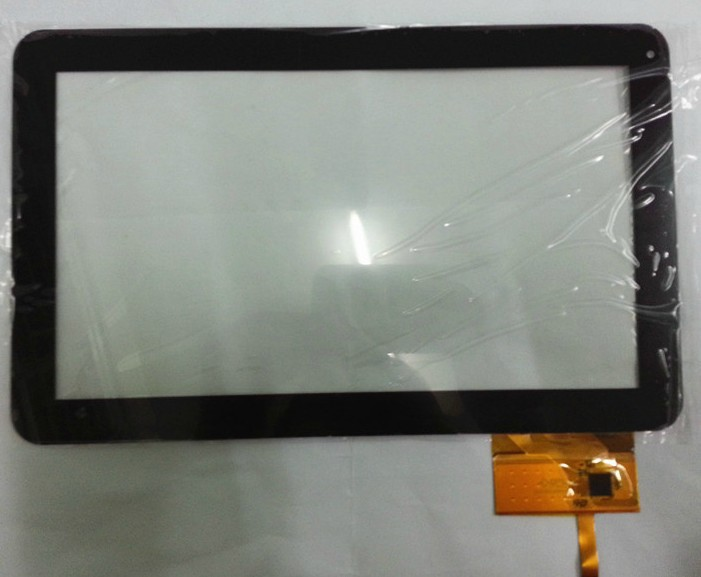 Black Touch screen digitizer 300-N3765A-C00 10.1 inch mpman 1010 Tablet Touch Panel Sensor Glass 12Pin N3765A Free Shipping