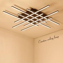 NEO Gleam Ideal Modern Led Ceiling Lights For Living Room Study Room Bedroom Home Dec AC85-265V lamparas de techo Ceiling lamp цена