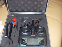 WASP100 NANO CP 3D FBL brushless 2.4GHz 6CH rc helicopter (Aluminum box version)