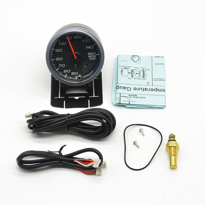 Dragon Gauge 60mm Stepper Motor Car Car Temp Temper өлшеу - Авто бөлшектер - фото 3