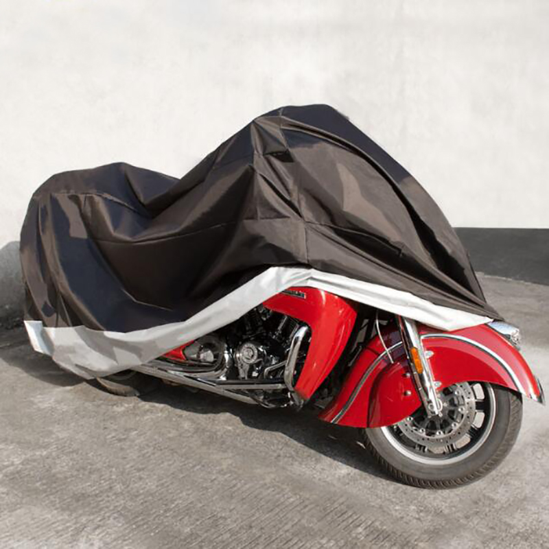 Waterproof Motorcycle Cover 3XL 4XL Moto Motorbike Scooter Cover Rain UV Dust Prevention Dustproof Covering Outdoor