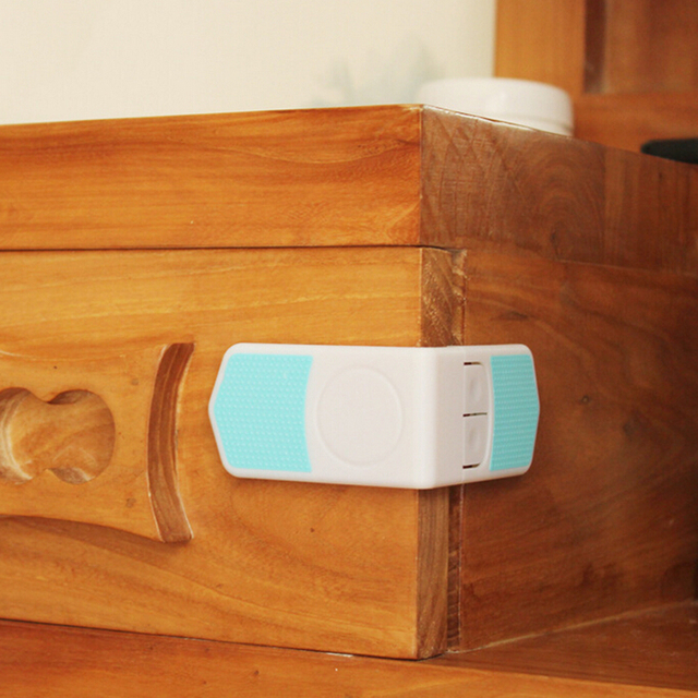 Praktische Neue Baby Sicherheit Kindersicherung Schublade Schrank ...