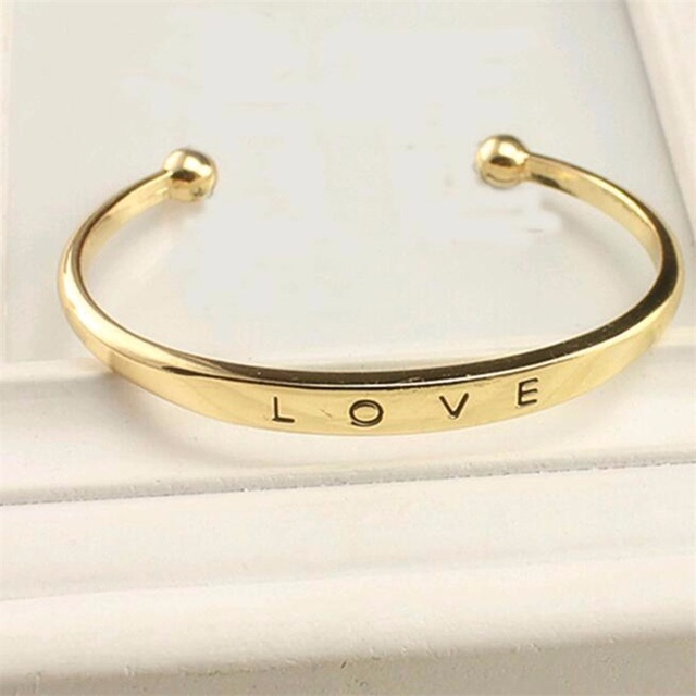 KISSWIFE 3 Colors Gold Love...