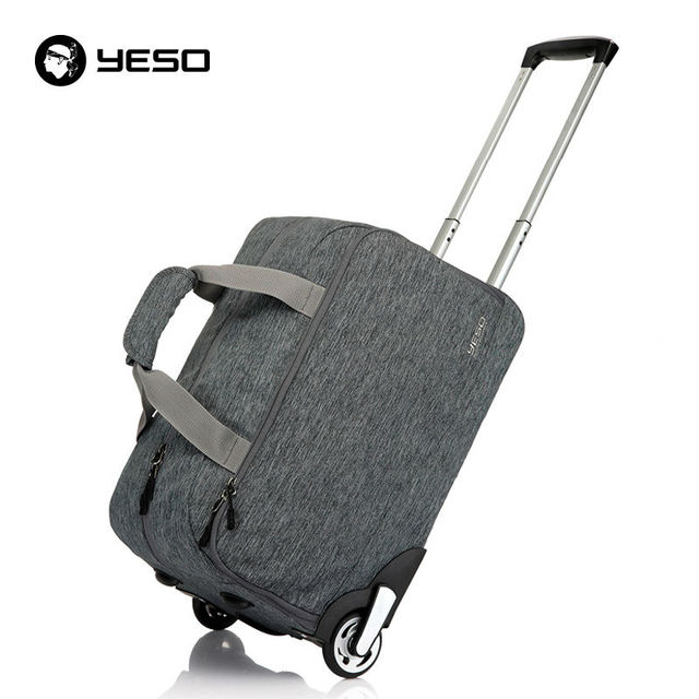 Aliexpress.com : Buy YESO Trolley Travel Bag Hand Luggage 20 inch ...