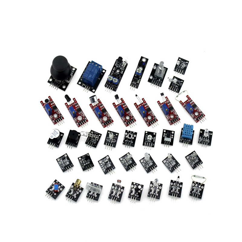 ФОТО 37in1 37 in 1 Sensor Kit For arduino Starters keyes brand kit