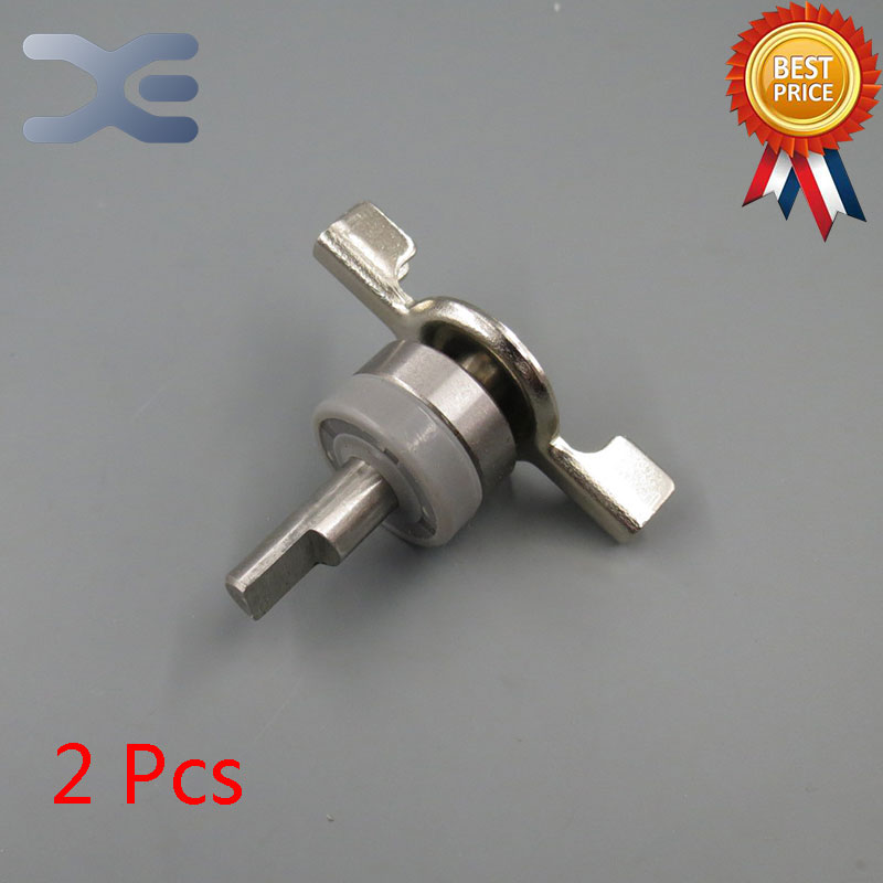 2 Pcs High Quality Kitchen Appliance Parts For LG With Iron Bread Maker Parts Bearings Rubber Ring