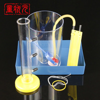 Ciśnienie cieczy i stosunki głębokości laboratorium junior wysokie ciśnienie cieczy eksperyment mechaniczny na