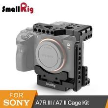 SmallRig Half Cage for Sony A7R III A7 III A7 II A7R II A7S II Cage