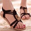 Women Shoes Sandals Comfort Sandals Summer Flip Flops 2017 Fashion High Quality Flat Sandals Gladiator Sandalias Mujer 0104W