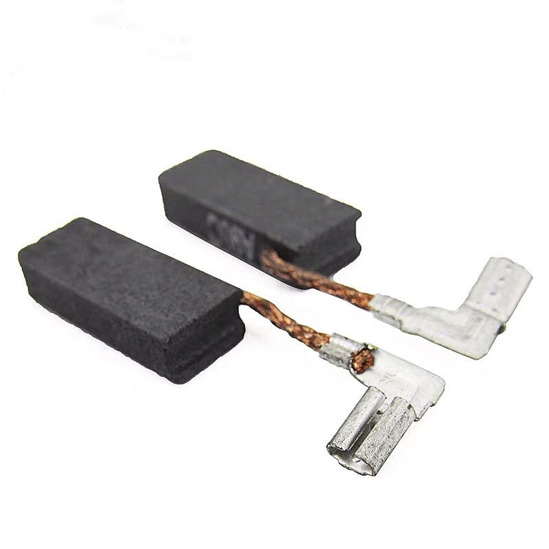 1 Pair (2pcs) Carbon Brush Replacement For BOSCH GBH2-26 GBH 2-22 2-23 2-26 2-28 3-28DRE GBH2-22 GBH2-23 GBH2-26