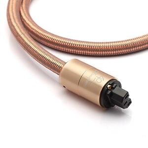 Image 3 - Yüksek son güç kablosu AU güç kablosu hifi amerikan standart ses CD amplifikatör amp ab abd fiş güç hattı