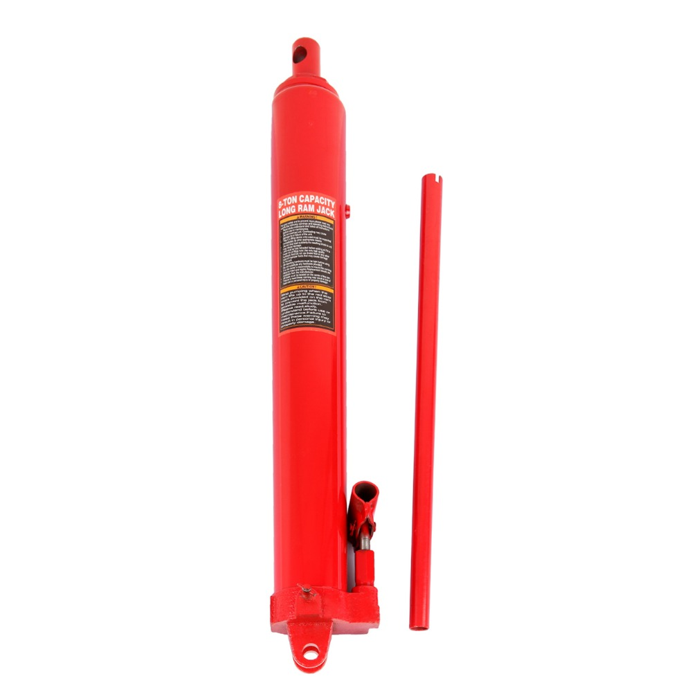 Shipping From De 8 Ton Long Ram Hydraulic Jack Manual Arm 24 Volt Lift Wiring Diagram Replacement Engine Hoist Tool In Car Jacks Automobiles Motorcycles On