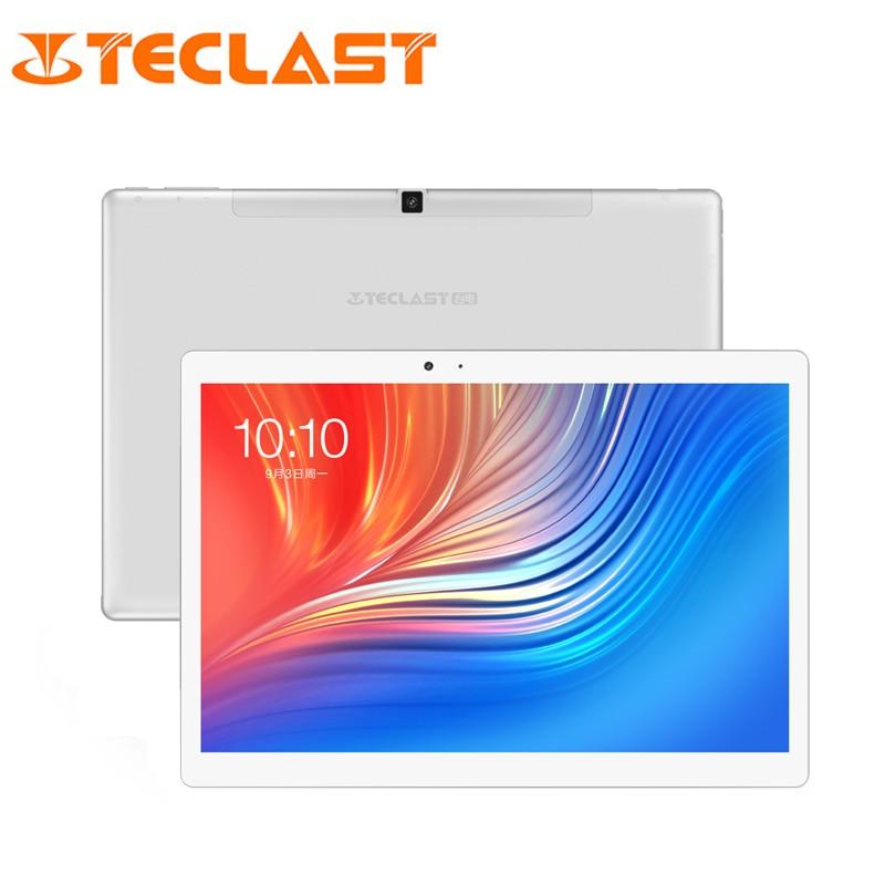 Teclast T20 Tablet PC 10.1 pouces 2560*1600 helio X27 MT6797 Deca Core Android 7.0 4 GB RAM 64 GO ROM Double 4G Téléphone 8100 mah 13MP