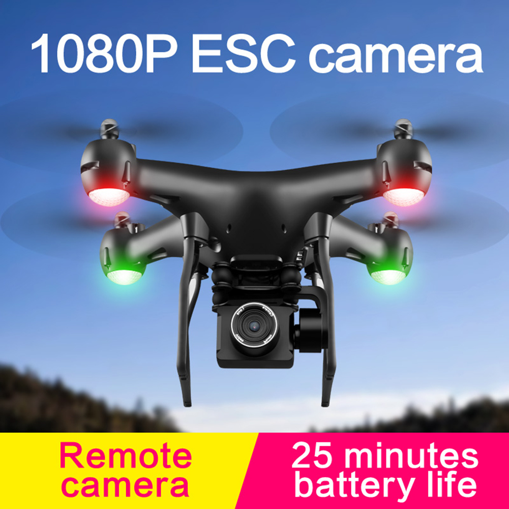 S32T Rotating 4K HD Camera Drone