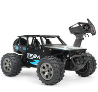 Rc Car 1888A 1/18 2.4G 20km/h RWD Rc Car Desert for Monster Off road Turck RTR 15 20km/h 4CH Toy Kids with Transmitter