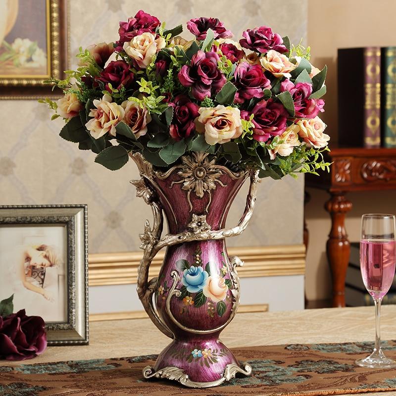 Chinese Vase Living Room