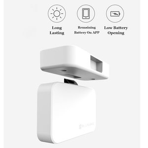 Image 3 - Youpin Yeelock Smart Ladeblok Lock Keyless Bluetooth App Unlock Anti Diefstal Kind Veiligheid Bestand Security Smart Lock