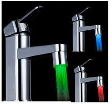 Te водопроводный привели glow изменение температуры глава душ датчик кран кухня