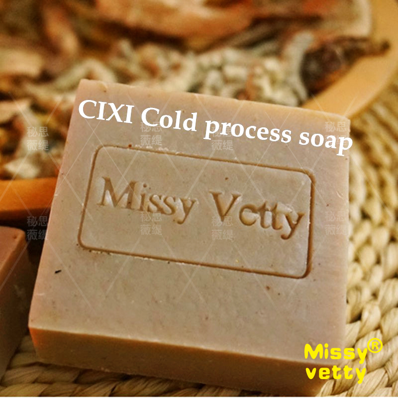 Cixi Skin Care Secret Recipe Beauty Powder Handmade Cold Process Soap Brightening Minimized Dark Spot Anti Aging Minimize Pore