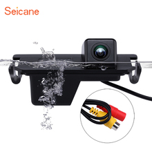 Seicane Wide Angle Rearview Camera For Hyundai I10 I20 I30 Solaris Tiburon CMOS Monitor