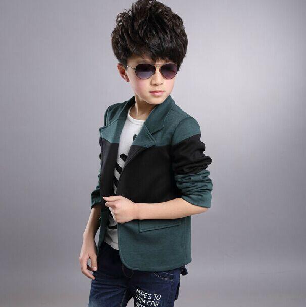 Kids Boys Clothes New Fashion Boy Coats And Jackets Korean Version