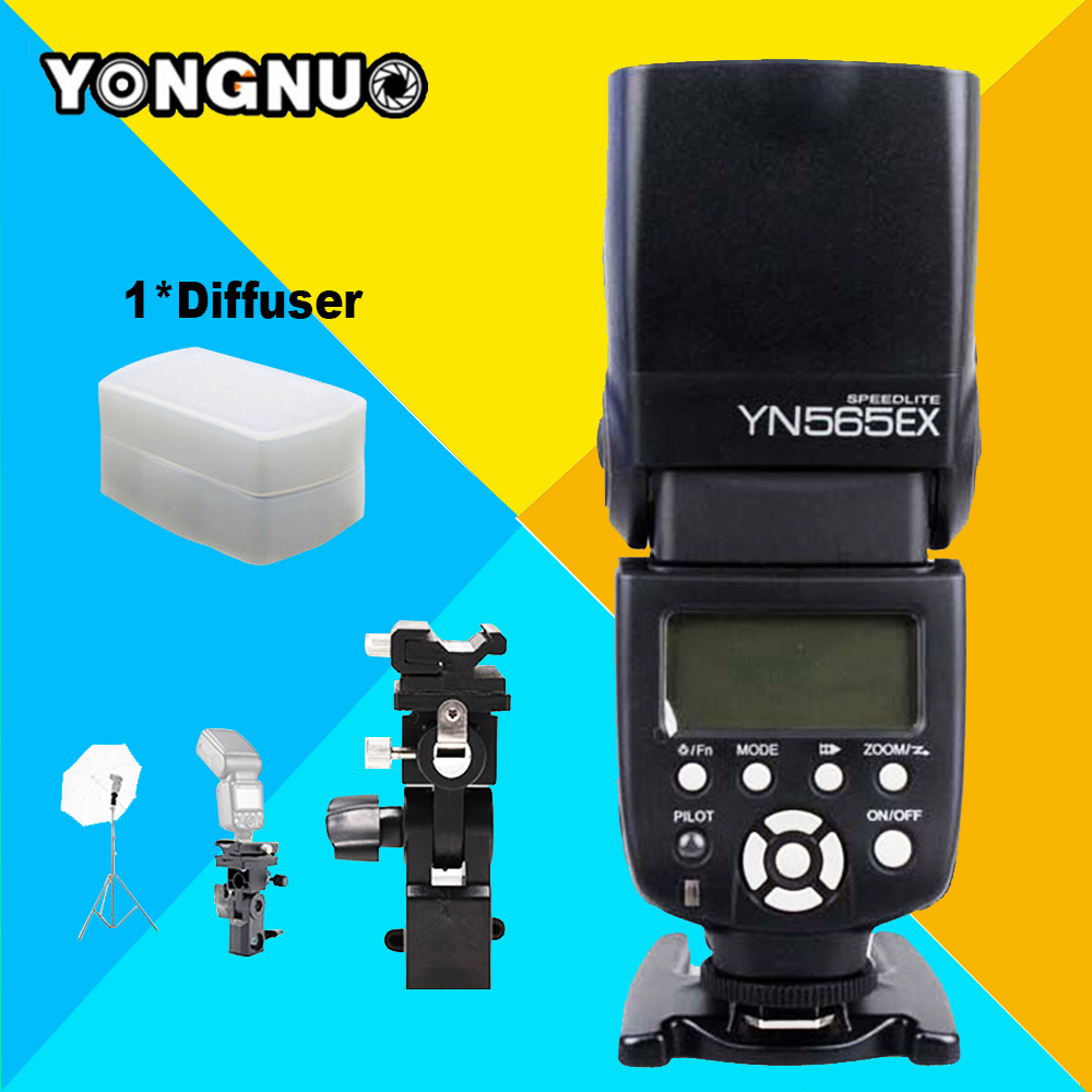 Yongnuo YN 565EX Speedlite YN565EX TTL Wireless Flash For NIKON d7100 d3100 d5300 d7000 d90 d5200 d7200 d750 d610 d3200 d3300 elemax sh 5300 ex r