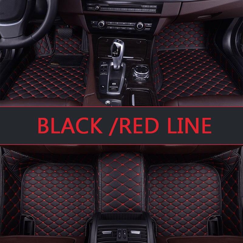 3D Custom fit car floor mats for Honda Accord Civic CRV City HRV Vezel Crosstour Fit car-styling heavey duty carpet floor liner car floor mats high quality special custom fit for honda hrv hr v crv cr v vezel accord crosstour city 3d car styling liners