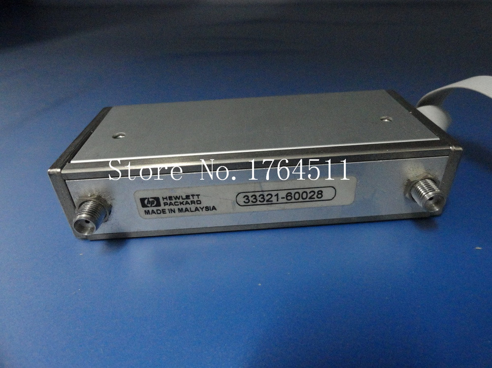 [BELLA] Original 33321-60028 DC-3GHZ 0-65dB Programmable Step Attenuator 5V