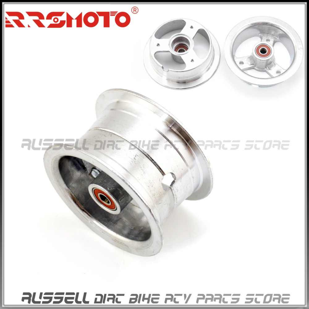 3.00-4 4.10-4 4 inch Band Scooter Wiel Hubs Aluminium 10 inch Velg 3.50-4 9x3. 50-4