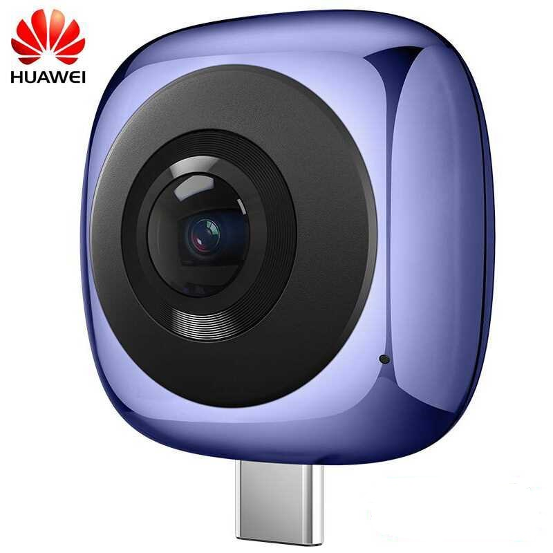 Huawei 360 Panoramic Video Camera Android Smartphone Sport 3D Wide Angle Lens HD VR Live Camera