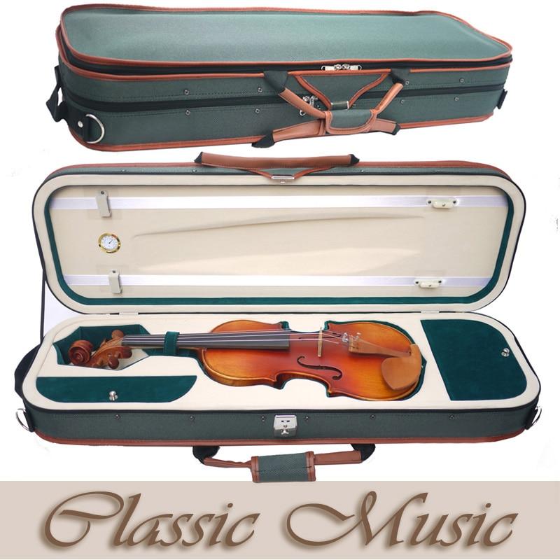 Cremona Violin Case (4/4). Lightweight & Sturdy.