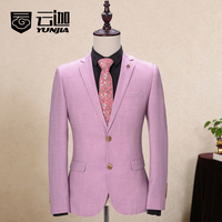 Latest Coat Pant Designs Hot Pink Men Suit Slim Fit 3 Piece Suits Skinny Tuxedo Custom Groom Prom Party Blazer Terno Masculino H