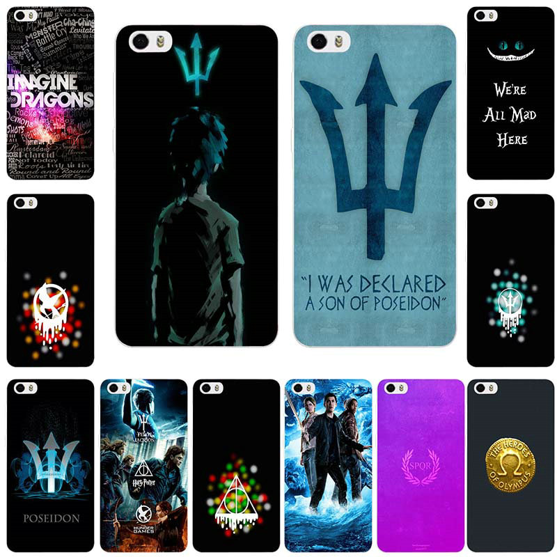 US $1 99 |Percy Jackson Divergent Soft TPU Silicon Phone Cases for Huawei  P8 P9 P10 P20 Mate 10 Pro Y5 Y6 Y3 II Y7 Honor 6X 9 Lite-in Half-wrapped