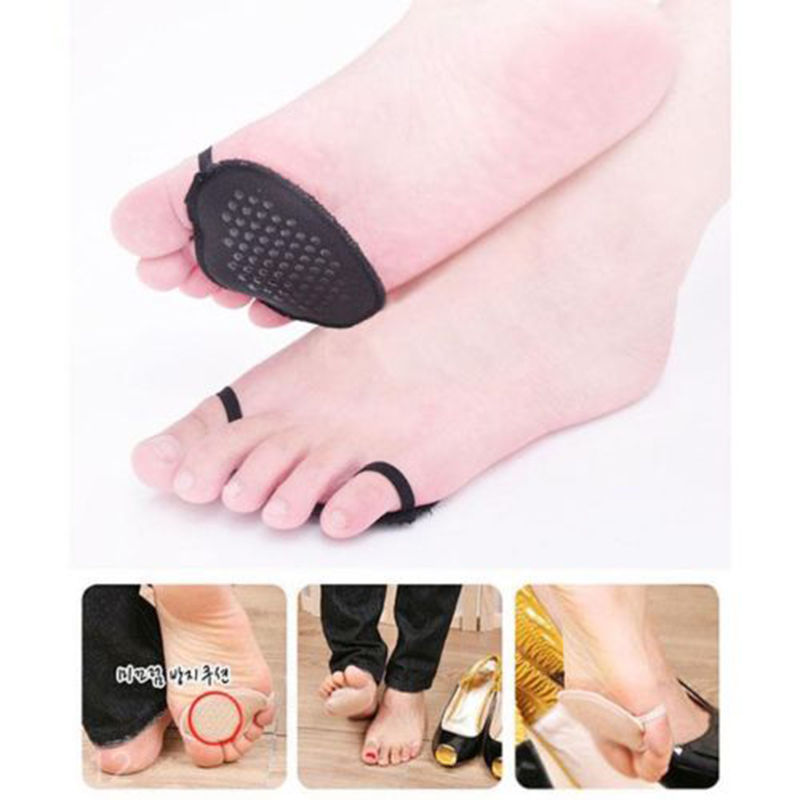 1Pair Girls Lady High Heel Shoes Fore Foot Care Protector Insoles Pads Cushion рубашка fore axel