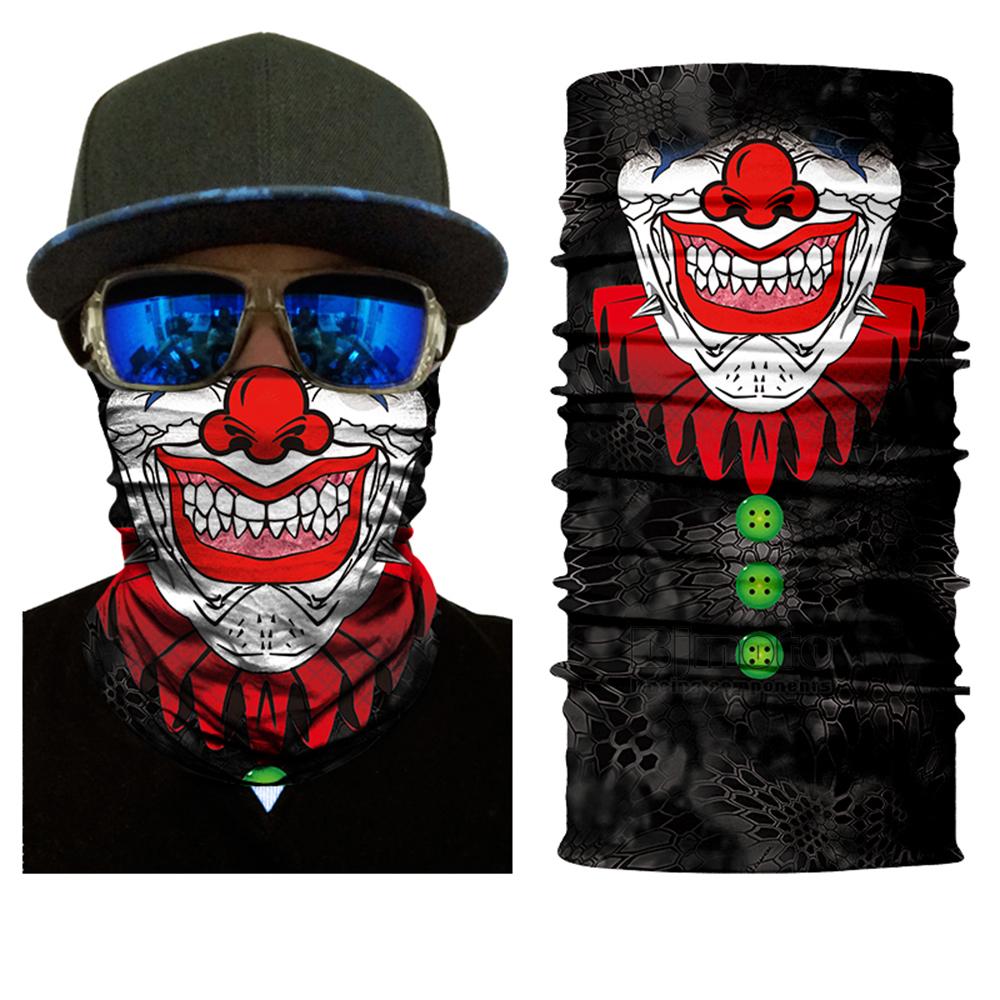 Multifunctional Motorcycle Face Shield Bandana Skull Scarf UPF High Quality Tube Skull Face Mask Shield Seamless Bandanas (11)