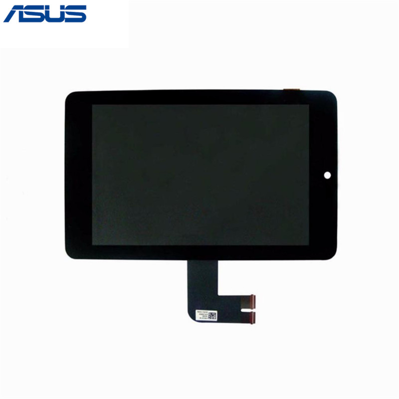 Asus ME173X Black LCD Display Touch Screen Assembly Repair Parts For Asus MeMO Pad HD 7 ME173X LCD screen 7 inch for asus memopad hd7 me173 me173x k00b innolux version lcd display touch screen digitizer assembly