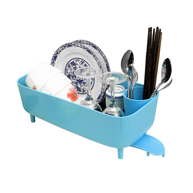FaSoLa Multi-purpose Drain Holder Sink Basin Storage Rack Dish Bowl Storage Holder For Vegetable Fruits Draing Board