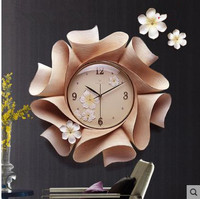 Wall clock, living room creative decoration home clock, fashion wall clock art