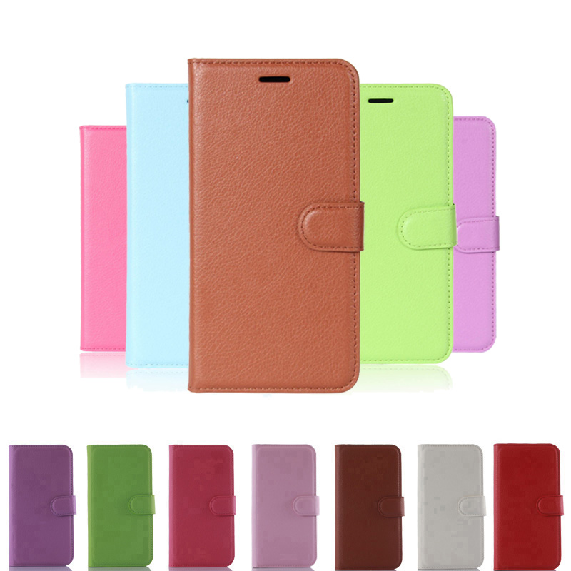 Wallet PU Leather Cases For <font><b>Sony</b></font> <font><b>Xperia</b></font> <font><b>E3</b></font> Dual D2203 D2206 D2243 D2202 <font><b>D2212</b></font> Magnetic Filp <font><b>Cover</b></font> Fundas Holder Stand Phone Bags image