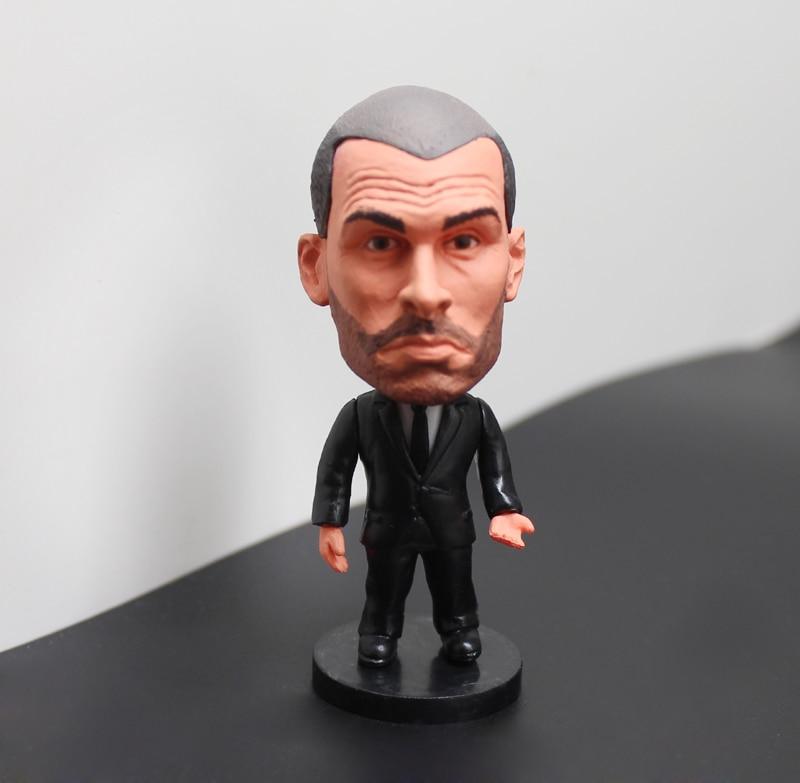 Football star Soccer Coach GUARDIOLA (MC) 2.5 Action Dolls Figurine