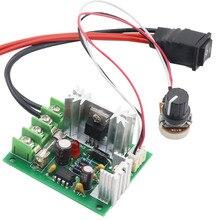 цена на 120W miniature DC motor speed controller, 12V24V36V stepless speed regulation bidirectional reversing switch controller