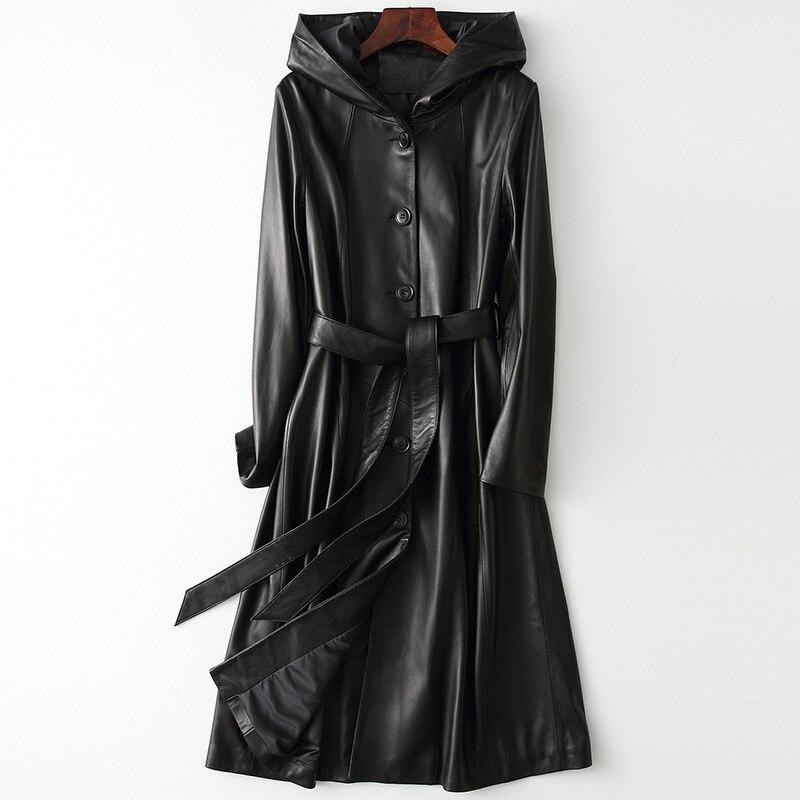 584133108 Cheap Primavera otoño piel de oveja de abrigo Real genuino Chaqueta Mujer  ropa 2019 coreano Vintage