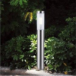 Luz LED para jardín de acero inoxidable venta caliente luz LED para jardín paisaje de exterior camino de luz de jardín IP65